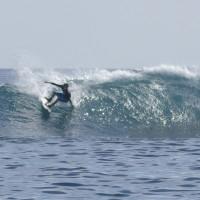 professeur expérimenté de l'ESCF école de surf du cap ferret