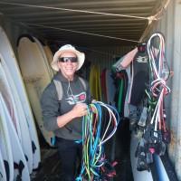 qualité, sécurité mais surtout convivialité et bonne humeur à l'école de surf du cap ferret !